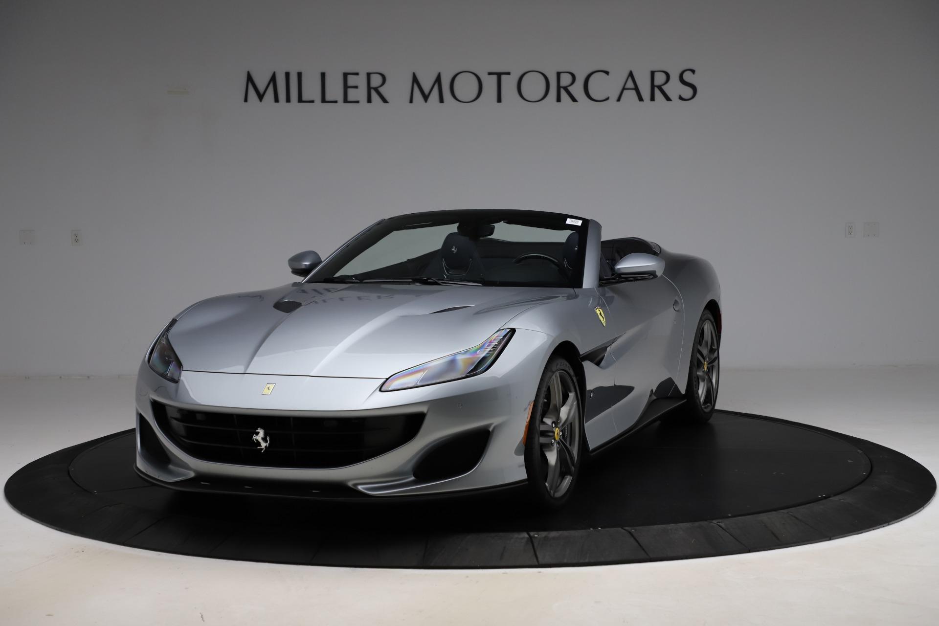 Used 2019 Ferrari Portofino for sale $229,900 at Bugatti of Greenwich in Greenwich CT 06830 1