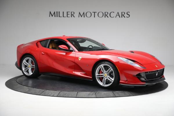 Used 2019 Ferrari 812 Superfast for sale $359,900 at Bugatti of Greenwich in Greenwich CT 06830 10