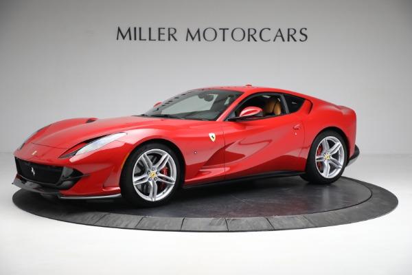 Used 2019 Ferrari 812 Superfast for sale $359,900 at Bugatti of Greenwich in Greenwich CT 06830 2