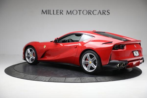 Used 2019 Ferrari 812 Superfast for sale $359,900 at Bugatti of Greenwich in Greenwich CT 06830 4