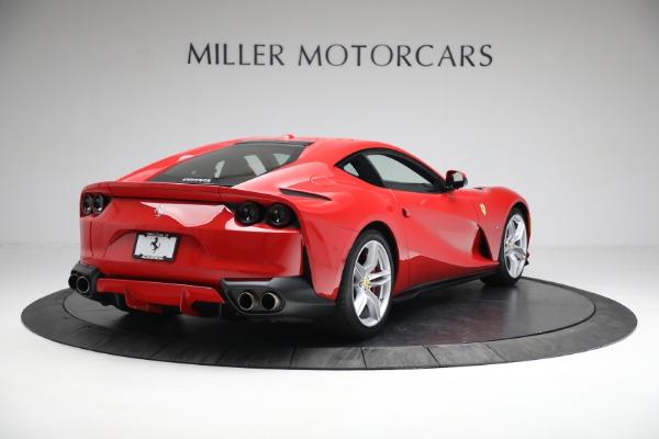 Used 2019 Ferrari 812 Superfast for sale $359,900 at Bugatti of Greenwich in Greenwich CT 06830 7