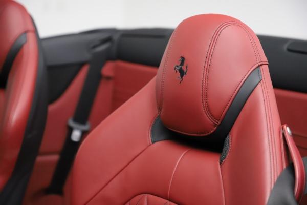 Used 2017 Ferrari California T for sale Sold at Bugatti of Greenwich in Greenwich CT 06830 19