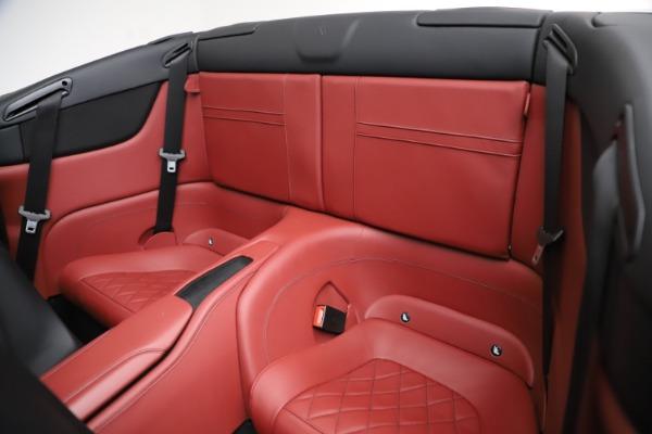 Used 2017 Ferrari California T for sale Sold at Bugatti of Greenwich in Greenwich CT 06830 20