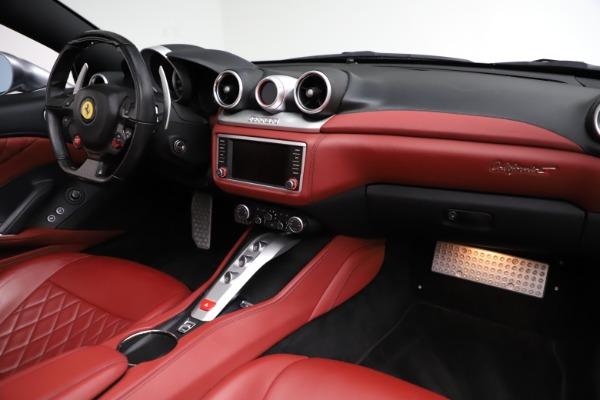 Used 2017 Ferrari California T for sale Sold at Bugatti of Greenwich in Greenwich CT 06830 21