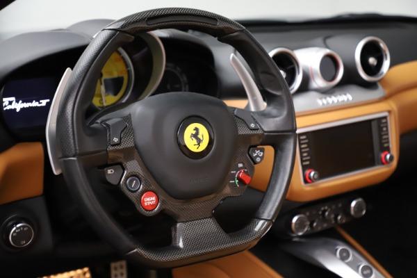 Used 2016 Ferrari California T for sale Sold at Bugatti of Greenwich in Greenwich CT 06830 19