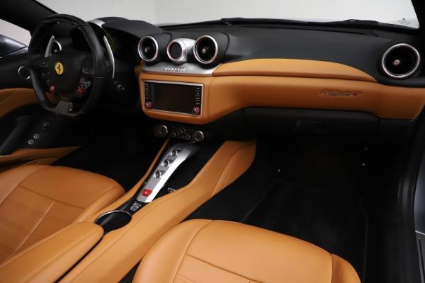Used 2016 Ferrari California T for sale Sold at Bugatti of Greenwich in Greenwich CT 06830 22