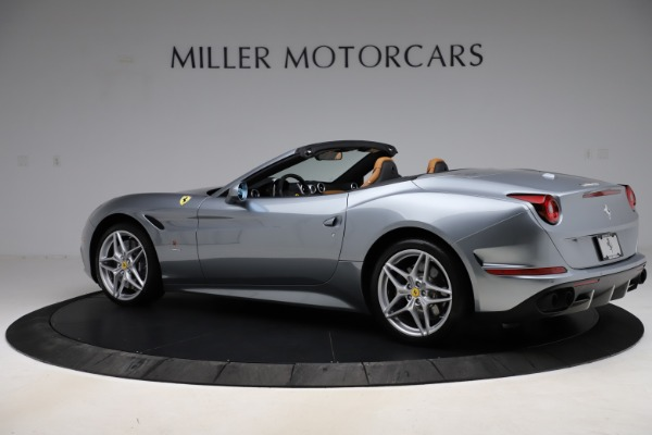 Used 2016 Ferrari California T for sale Sold at Bugatti of Greenwich in Greenwich CT 06830 4