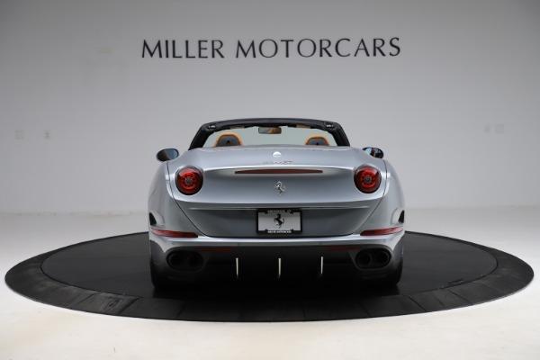 Used 2016 Ferrari California T for sale Sold at Bugatti of Greenwich in Greenwich CT 06830 6