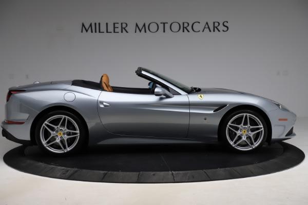 Used 2016 Ferrari California T for sale Sold at Bugatti of Greenwich in Greenwich CT 06830 9