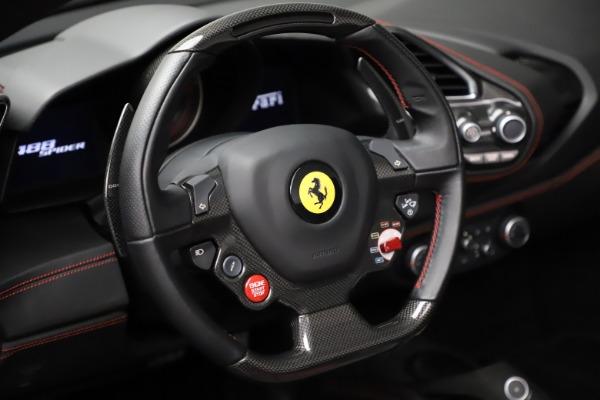 Used 2017 Ferrari 488 Spider for sale Sold at Bugatti of Greenwich in Greenwich CT 06830 26