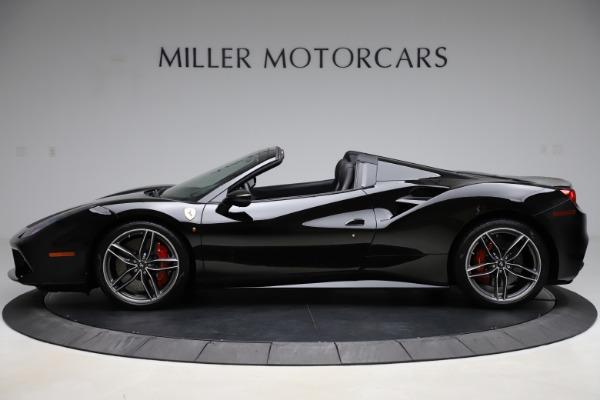 Used 2017 Ferrari 488 Spider for sale Sold at Bugatti of Greenwich in Greenwich CT 06830 3