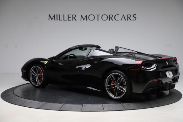Used 2017 Ferrari 488 Spider for sale Sold at Bugatti of Greenwich in Greenwich CT 06830 4