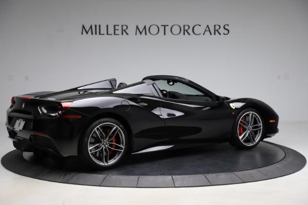 Used 2017 Ferrari 488 Spider for sale Sold at Bugatti of Greenwich in Greenwich CT 06830 8