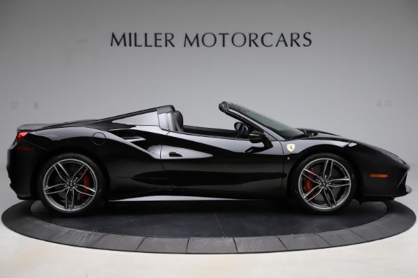Used 2017 Ferrari 488 Spider for sale Sold at Bugatti of Greenwich in Greenwich CT 06830 9