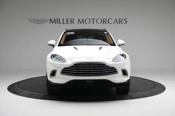 New 2021 Aston Martin DBX for sale $211,636 at Bugatti of Greenwich in Greenwich CT 06830 11