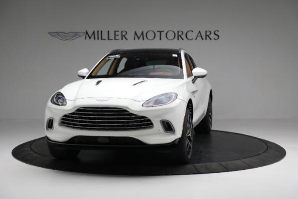 New 2021 Aston Martin DBX for sale $211,636 at Bugatti of Greenwich in Greenwich CT 06830 12