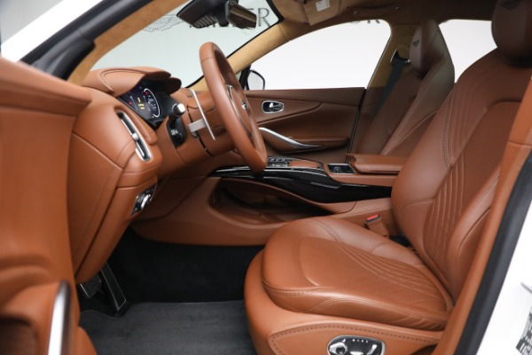 New 2021 Aston Martin DBX for sale $211,636 at Bugatti of Greenwich in Greenwich CT 06830 14