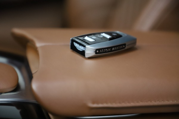 New 2021 Aston Martin DBX for sale $211,636 at Bugatti of Greenwich in Greenwich CT 06830 22