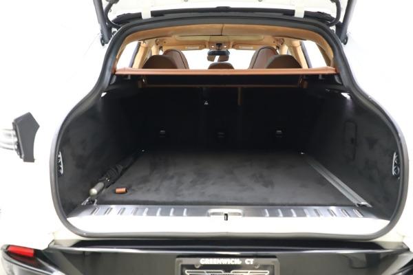 New 2021 Aston Martin DBX for sale $211,636 at Bugatti of Greenwich in Greenwich CT 06830 26