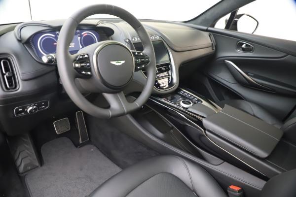 New 2021 Aston Martin DBX SUV for sale $194,486 at Bugatti of Greenwich in Greenwich CT 06830 11