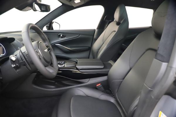 New 2021 Aston Martin DBX SUV for sale $194,486 at Bugatti of Greenwich in Greenwich CT 06830 12