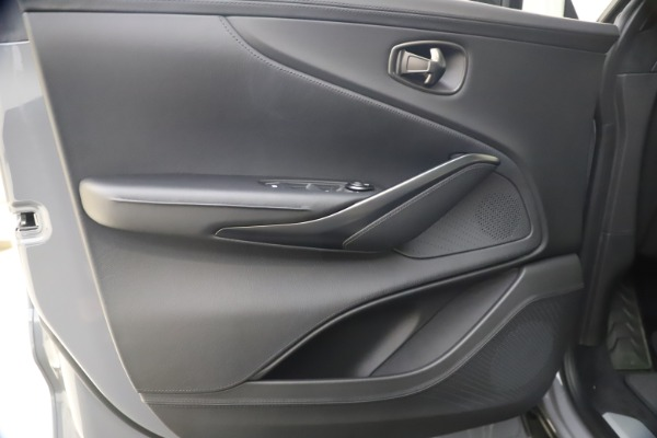 New 2021 Aston Martin DBX for sale $194,486 at Bugatti of Greenwich in Greenwich CT 06830 14