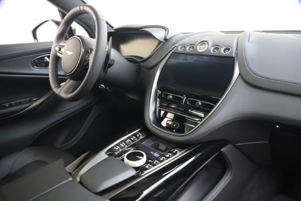 New 2021 Aston Martin DBX SUV for sale $194,486 at Bugatti of Greenwich in Greenwich CT 06830 19