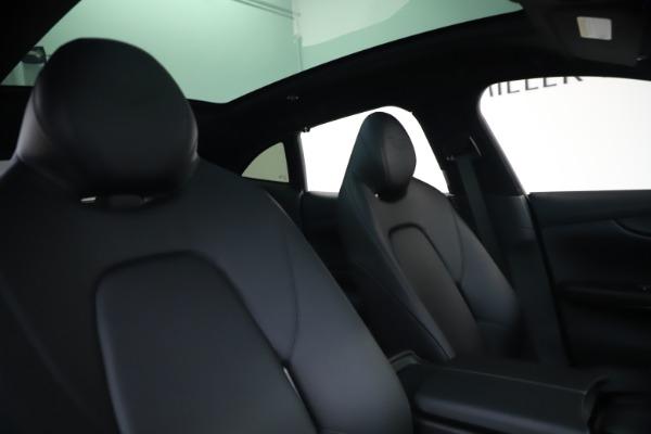 New 2021 Aston Martin DBX SUV for sale $194,486 at Bugatti of Greenwich in Greenwich CT 06830 20