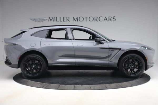 New 2021 Aston Martin DBX SUV for sale $194,486 at Bugatti of Greenwich in Greenwich CT 06830 6