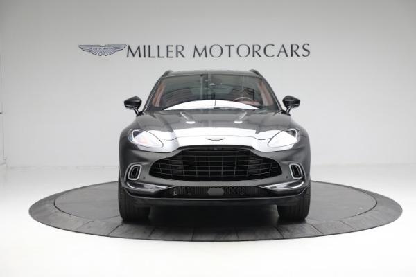 New 2021 Aston Martin DBX for sale $224,886 at Bugatti of Greenwich in Greenwich CT 06830 11