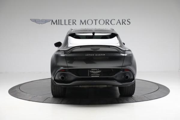 New 2021 Aston Martin DBX for sale $224,886 at Bugatti of Greenwich in Greenwich CT 06830 5