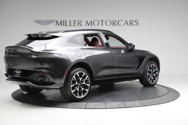 New 2021 Aston Martin DBX for sale $224,886 at Bugatti of Greenwich in Greenwich CT 06830 7