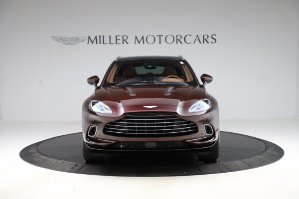 New 2021 Aston Martin DBX for sale $226,836 at Bugatti of Greenwich in Greenwich CT 06830 11