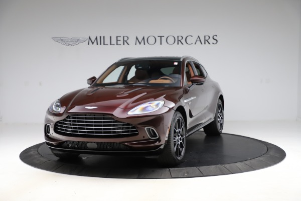New 2021 Aston Martin DBX for sale $226,836 at Bugatti of Greenwich in Greenwich CT 06830 12