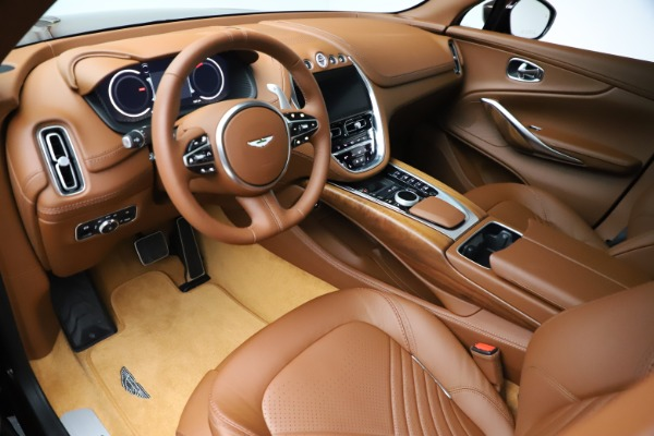 New 2021 Aston Martin DBX for sale $226,836 at Bugatti of Greenwich in Greenwich CT 06830 13