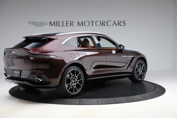 New 2021 Aston Martin DBX for sale $226,836 at Bugatti of Greenwich in Greenwich CT 06830 7
