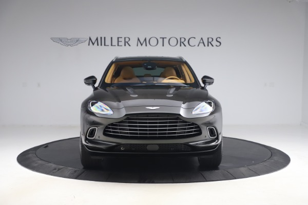 New 2021 Aston Martin DBX for sale $212,886 at Bugatti of Greenwich in Greenwich CT 06830 11