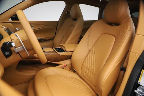 New 2021 Aston Martin DBX for sale Sold at Bugatti of Greenwich in Greenwich CT 06830 15