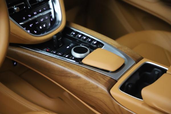 New 2021 Aston Martin DBX for sale Sold at Bugatti of Greenwich in Greenwich CT 06830 17