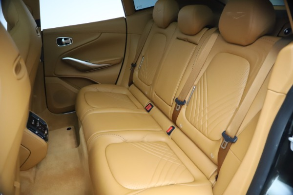 New 2021 Aston Martin DBX for sale Sold at Bugatti of Greenwich in Greenwich CT 06830 19