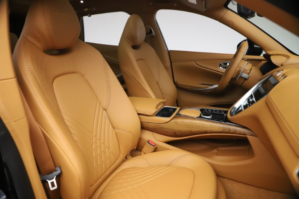 New 2021 Aston Martin DBX for sale Sold at Bugatti of Greenwich in Greenwich CT 06830 22