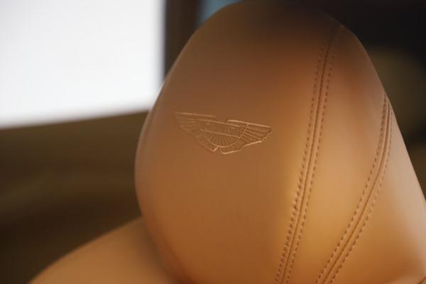 New 2021 Aston Martin DBX for sale Sold at Bugatti of Greenwich in Greenwich CT 06830 23