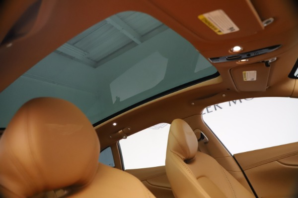 New 2021 Aston Martin DBX for sale Sold at Bugatti of Greenwich in Greenwich CT 06830 24