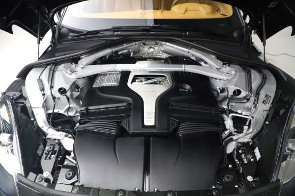 New 2021 Aston Martin DBX for sale Sold at Bugatti of Greenwich in Greenwich CT 06830 27