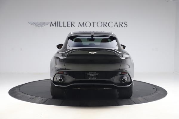 New 2021 Aston Martin DBX for sale $212,886 at Bugatti of Greenwich in Greenwich CT 06830 5