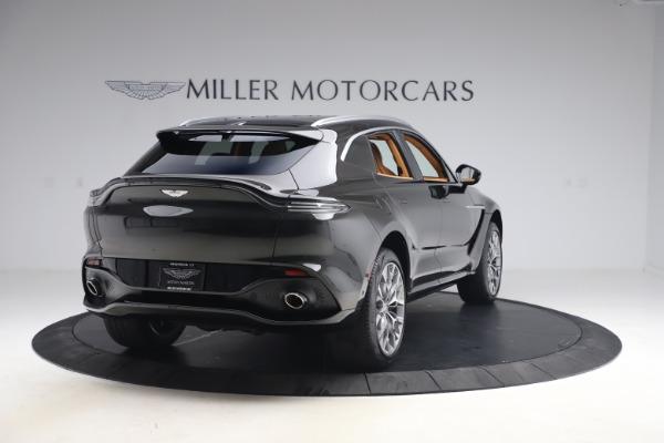 New 2021 Aston Martin DBX for sale $212,886 at Bugatti of Greenwich in Greenwich CT 06830 6