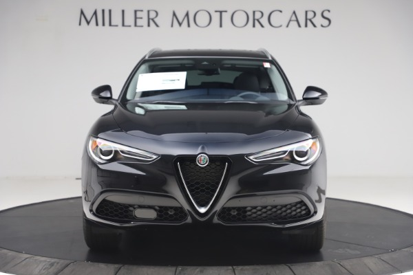 New 2020 Alfa Romeo Stelvio Ti Lusso Q4 for sale Sold at Bugatti of Greenwich in Greenwich CT 06830 12