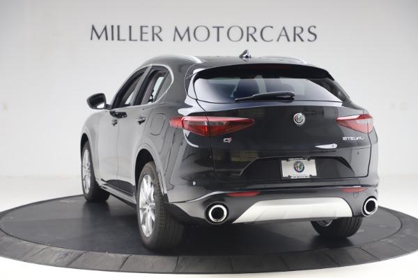 New 2020 Alfa Romeo Stelvio Ti Lusso Q4 for sale Sold at Bugatti of Greenwich in Greenwich CT 06830 5