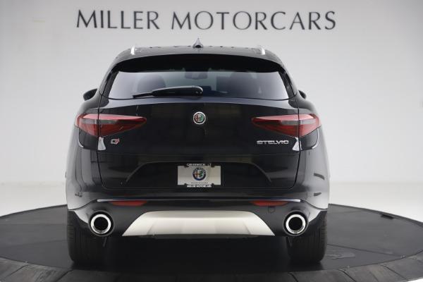 New 2020 Alfa Romeo Stelvio Ti Lusso Q4 for sale Sold at Bugatti of Greenwich in Greenwich CT 06830 6