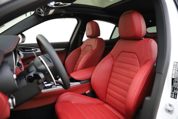 New 2020 Alfa Romeo Stelvio Ti Sport Q4 for sale $57,245 at Bugatti of Greenwich in Greenwich CT 06830 15